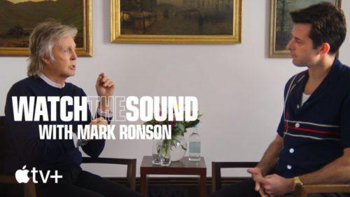 Qué ver en Apple TV+: El arte del sonido con Mark Ronson, seis lecciones magistrales